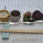 貴船 左源太 - 料理写真: