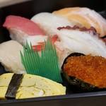 91997169 - お寿司です。