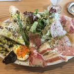 イルグラーノ製麺所・イートインデノミーナ - 料理写真: