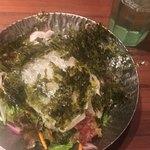 韓のおしり - 塩だれチョレギサラダ (*´ω`*)