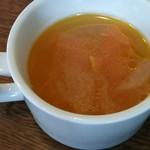 じゃんけんぽん - スープ