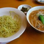 旭龍門 - つけ麺版の坦々麺