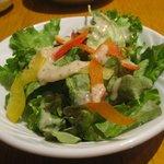 920161 - ランチのサラダ