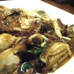 同源楼 - 牡蠣炒め