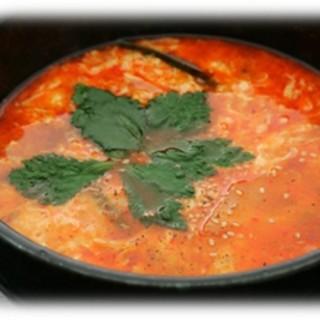 スープや調味料まですべてが手作り