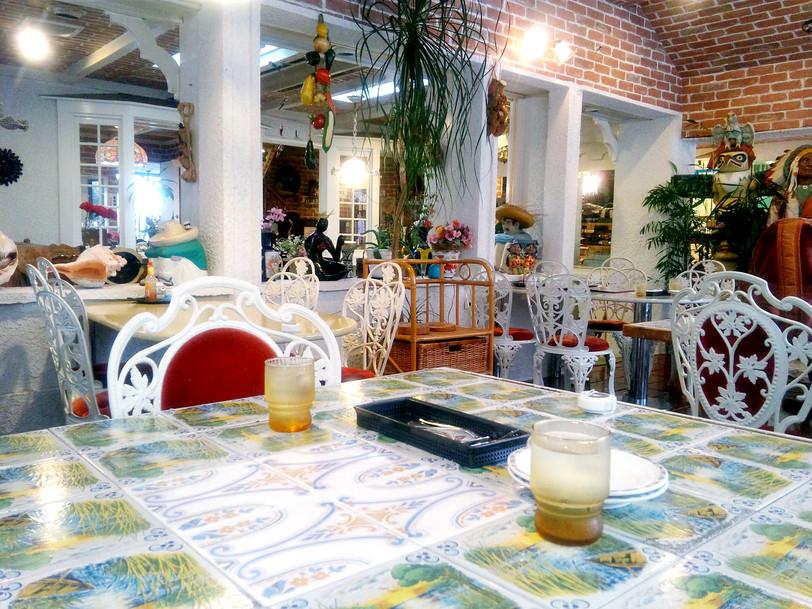 レストラン メキシコ