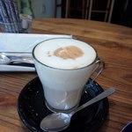 リトルネストカフェ - チャイ。