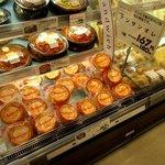 ベーカリー&カフェ 赤毛のアン - イオンモール銚子では余裕たっぷり!