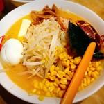 九十九ラーメン - 味噌とんこつラーメン