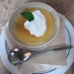 バーズイン カフェ - 自家製プリン