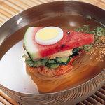 釜山道川 - 料理写真:創業以来変わらない、釜山の味です。