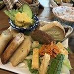 鞠奴パン食堂 - 料理写真:ランチ