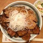 十勝豚丼 いっぴん - 料理写真:【2018/9】豚丼