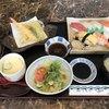 大番 - 料理写真:寿し天=1810円
