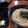 駒草屋 - 料理写真:細切り蕎麦