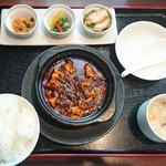 中国料理 千琇 - おかず贅沢選べるランチ