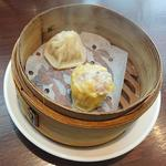 中国料理 千琇 - 蒸し点心二種