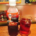 いきなりステーキ - 黒烏龍茶