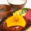 029吉祥寺食堂 - 料理写真:チーズハンバーグ