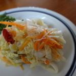 清香園 - 白菜酢漬け