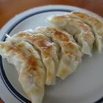 清香園 - 焼き餃子