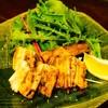 立ち呑み処 たなか屋 - 料理写真:ハーブ焼き穴子サラダ添え