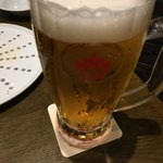 ビヤホール 銀座ライオン - リッタージョッキ