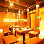 玄樹 - 2名~最大12名のテーブル席でまったりお食事を!!