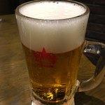 ビヤホール 銀座ライオン - 大ビール