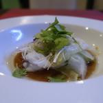 Chinese Restaurant Season - 明石たこの湯引き