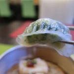 Chinese Restaurant Season - ほうれん草餃子