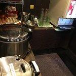 徳川ホルモンセンター 総本部 - フリードリンク・白ご飯・スープ・生卵・玉ねぎスライスがご自由に!