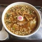 東京らぁめん ちよだ - ワンタン麺800円