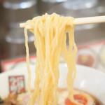 七代目  玉五郎 - 麺