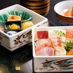 シェラトン都ホテル大阪 日本料理 うえまち - うえまち膳