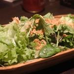 380肉酒場エビス - グリーンサラダ