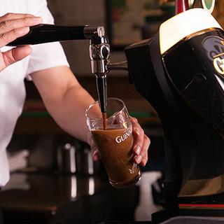 徹底管理された樽詰だからこそ◎新鮮な樽生ビールで乾杯を!