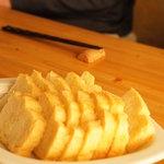 湘南の魚とワインの店 ヒラツカ - フォカッチャ♪