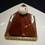 9203844 - ☆『ANAクラウンプラザホテル』さん…アールグレイのケーキ(≧▽≦)/~♡☆