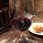 イタリアンバール  スペッロ - 赤ワイン(グラス)
