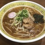 麺屋 玄 - 辛醤油ラーメン