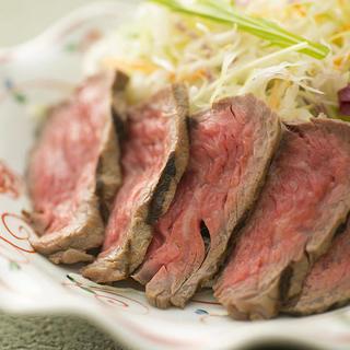 【国産和牛】肉の旨味を引き立てる3種の調味料