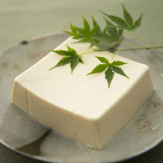 【厳選食材】京都ならではの味わい「絹ごし豆腐」