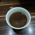 ラーメン人生JET - スープ割り