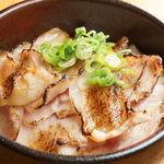 帯広発祥!知床豚の豚丼