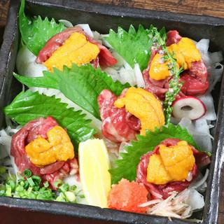 「お肉」も美味しい「魚屋」です!!