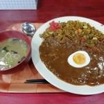 キッチンひろ - エスニックカレー780円