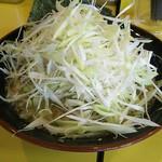 大黒家 - 料理写真:白髪ネギラーメン850円税込