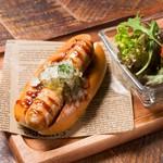 Hotdog Set ホットドッグセット(全品選べるドリンク付)