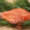 天ぷら新宿つな八 - 料理写真:秋に旬を迎える『鮭』